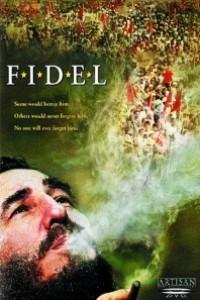 Caratula, cartel, poster o portada de Fidel Castro