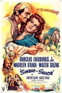 Caratula, cartel, poster o portada de Simbad el marino