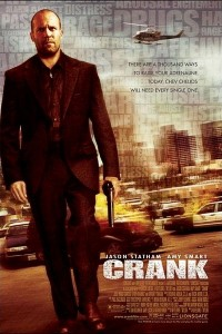 Caratula, cartel, poster o portada de Crank: Veneno en la sangre
