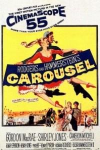 Caratula, cartel, poster o portada de Carrusel