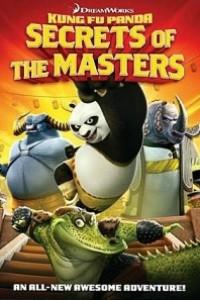Caratula, cartel, poster o portada de Kung Fu Panda: Los secretos de los maestros