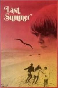 Caratula, cartel, poster o portada de El verano pasado