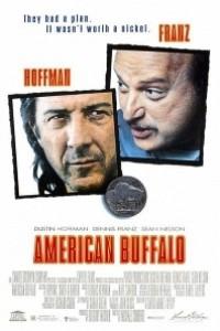 Caratula, cartel, poster o portada de American Buffalo