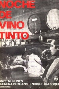 Caratula, cartel, poster o portada de Noche de vino tinto