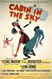 Caratula, cartel, poster o portada de Una cabaña en el cielo