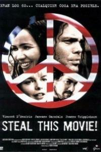 Caratula, cartel, poster o portada de Steal This Movie