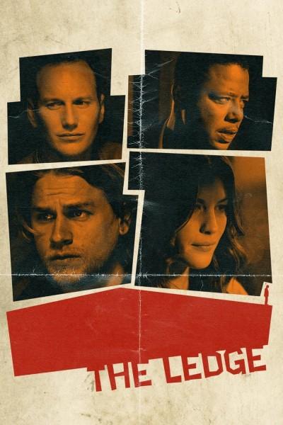 Caratula, cartel, poster o portada de The Ledge