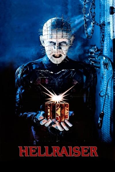 Caratula, cartel, poster o portada de Hellraiser