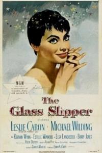 Caratula, cartel, poster o portada de La zapatilla de cristal