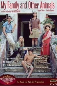 Caratula, cartel, poster o portada de Mi familia y otros animales