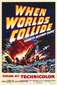Caratula, cartel, poster o portada de Cuando los mundos chocan