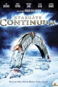 Caratula, cartel, poster o portada de Stargate: El Continuo