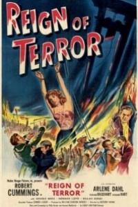 Caratula, cartel, poster o portada de El reinado del terror