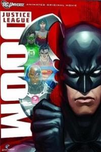 Caratula, cartel, poster o portada de La Liga de la Justicia: Perdición