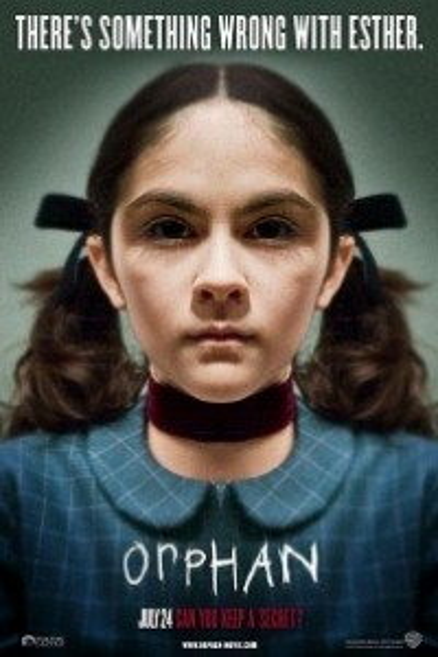 Caratula, cartel, poster o portada de La huérfana