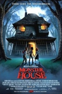 Caratula, cartel, poster o portada de Monster House