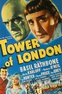 Caratula, cartel, poster o portada de La torre de Londres