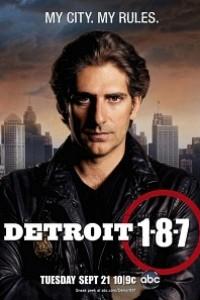 Caratula, cartel, poster o portada de Detroit 187