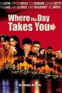 Caratula, cartel, poster o portada de Donde te lleve el día (Where the Day Takes You)