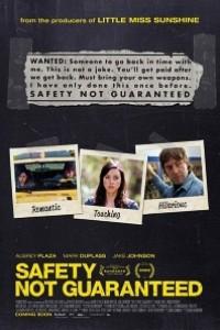 Caratula, cartel, poster o portada de Seguridad no garantizada