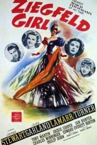 Caratula, cartel, poster o portada de Las chicas de Ziegfeld