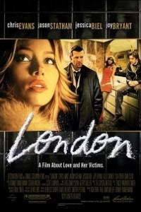 Caratula, cartel, poster o portada de London: Oscura Obsesión