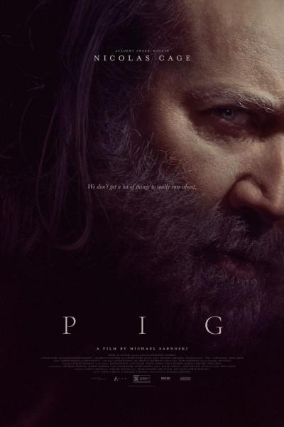 Caratula, cartel, poster o portada de Pig