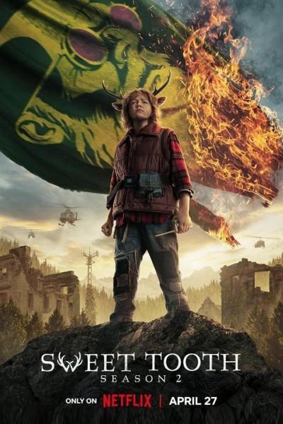 Caratula, cartel, poster o portada de Sweet Tooth: El niño ciervo