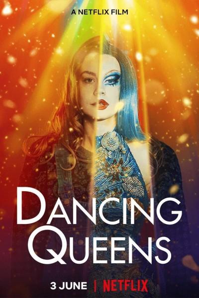 Caratula, cartel, poster o portada de Dancing Queens