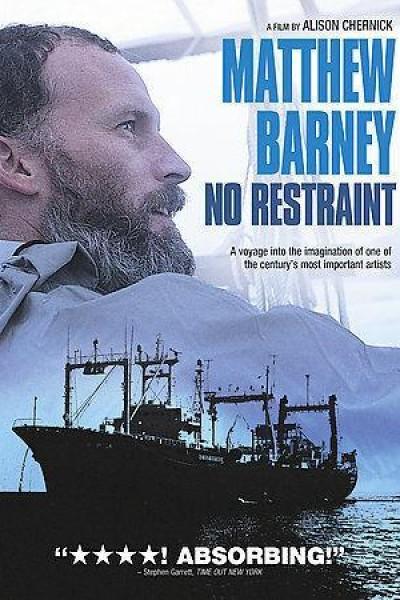 Caratula, cartel, poster o portada de Matthew Barney: No Restraint