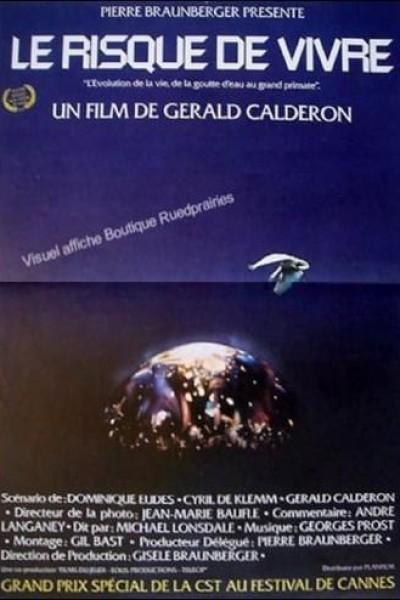 Caratula, cartel, poster o portada de Le risque de vivre (The Risk of Living)