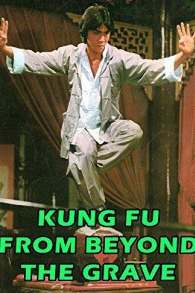 Caratula, cartel, poster o portada de Kung Fu from Beyond the Grave