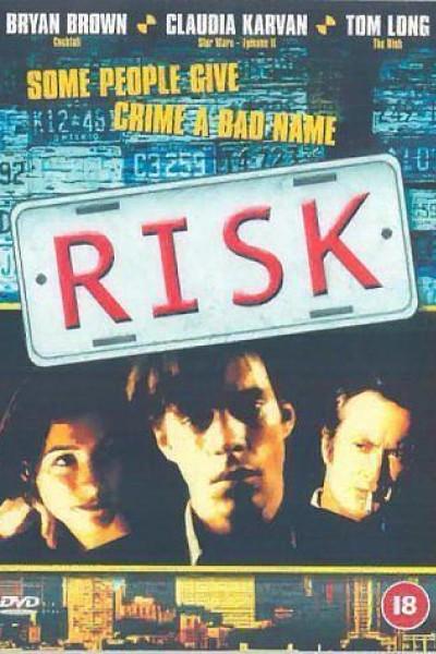 Caratula, cartel, poster o portada de Risk