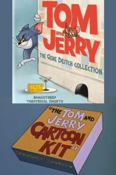 Caratula, cartel, poster o portada de The Tom and Jerry Cartoon Kit