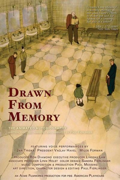 Caratula, cartel, poster o portada de Drawn from Memory