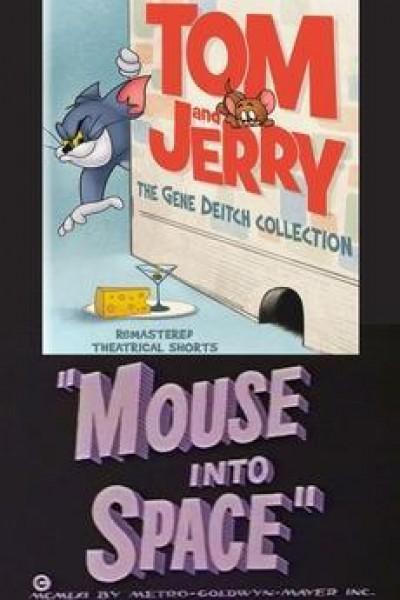 Caratula, cartel, poster o portada de Tom y Jerry: Mouse Into Space