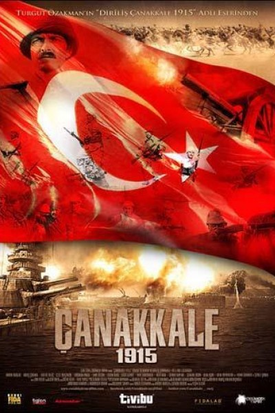 Caratula, cartel, poster o portada de Çanakkale 1915