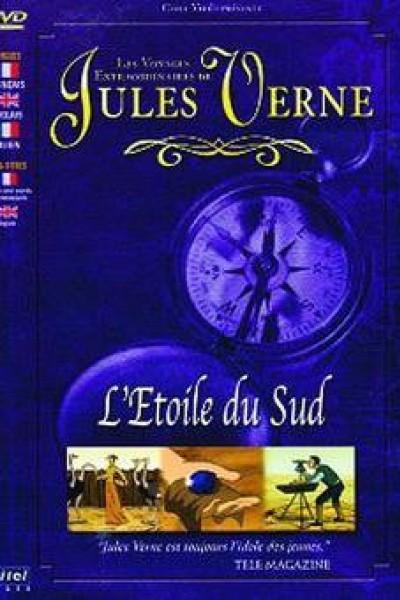 Caratula, cartel, poster o portada de Los viajes fantásticos de Julio Verne: La estrella del sur