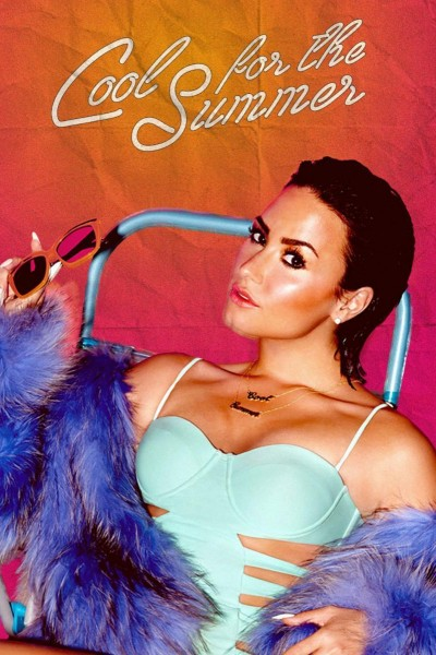 Caratula, cartel, poster o portada de Demi Lovato: Cool for the Summer (Vídeo musical)
