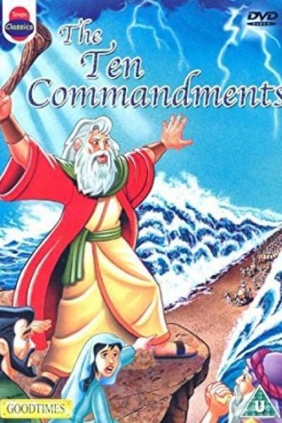 Caratula, cartel, poster o portada de Los 10 Mandamientos