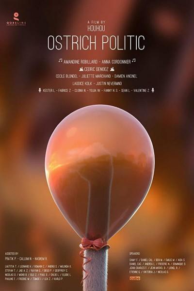 Caratula, cartel, poster o portada de The Ostrich Politic