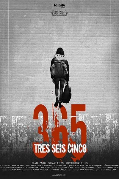 Caratula, cartel, poster o portada de 365