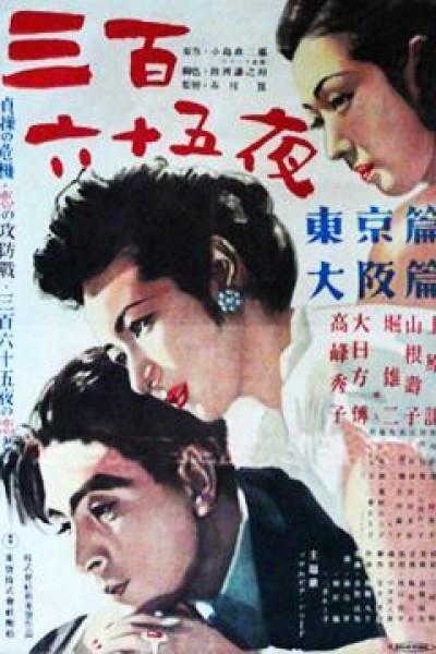Caratula, cartel, poster o portada de 365 Nights