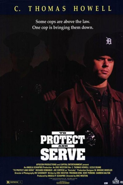 Caratula, cartel, poster o portada de To Protect and Serve