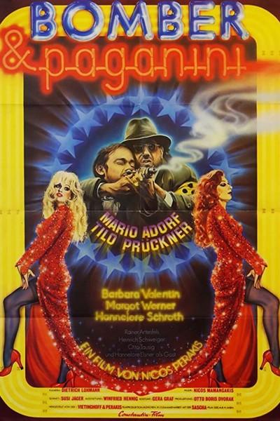 Caratula, cartel, poster o portada de Bomber & Paganini