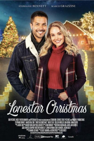 Caratula, cartel, poster o portada de Lonestar Christmas
