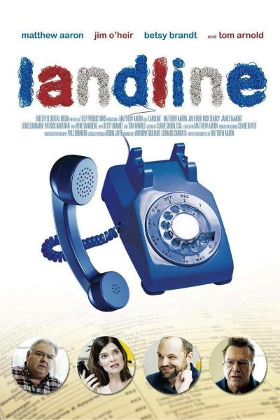 Caratula, cartel, poster o portada de Landline