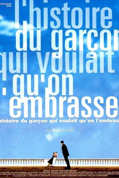 Caratula, cartel, poster o portada de L\'histoire du garçon qui voulait qu\'on l\'embrasse