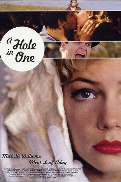 Caratula, cartel, poster o portada de A Hole in One