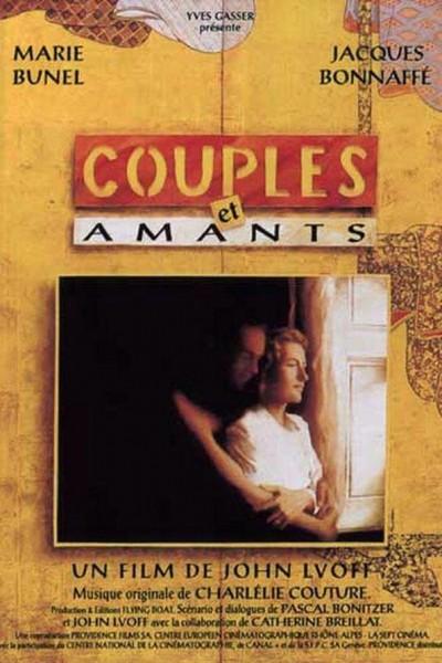 Caratula, cartel, poster o portada de Couples et amants